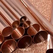 Прокат бронзовый-труба БрАЖН 10-4-4 95х17,5 фото