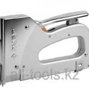 Пистолет Зубр Эксперт скобозаб. кабельный ц/мет. корпус, 2в1, тип28: 9-11мм, кабель 4,5мм, тип36: 10-14мм Код:31580 фото