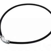 Colantotte NECKLACE CREST R Ожерелье магнитное, цвет черный размер L фото