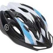 BLAZE KELLYS шлем кросс-кантрийный, S-M (54-57) см, Бело-голубой фото