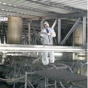 Антикоррозийная обработка металлоконструкций фото