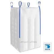 Каркасные. Четырехстропные (четырехпетельные, четырехстроповые) мягкие контейнеры из полипропиленовых тканей. ТМ ХИМПЭК. CHEMPACK. FIBC. Bi-bag. МКР. Биг-бэг. фото