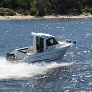 Лодка Galia 610 фото