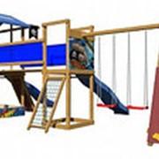 Детская площадка SportBaby-12 фото