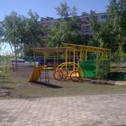 Детские горки парковые фото