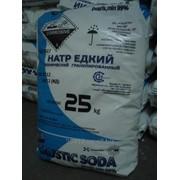 Каустическая сода (едкий натр, гидроксид натрия) фото