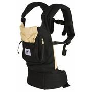 Рюкзаки-кенгуру Ergo Baby Carrier Black (черный) фото
