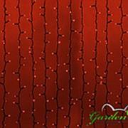 NEON-NIGHT Гирлянда Светодиодный Дождь 2х1,5м диоды КРАСНЫЕ 360 LED фото