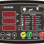 DATAKOM DKG-307 Контроллер автоматического управления генератором и ввода резерва фото