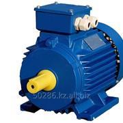 Электродвигатель общепромышленный, 750об/м, АИР132М8У3 IM1081 380В IP54 фото