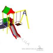 Детский игровой комплекс Тусик фото