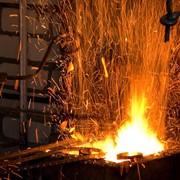 Кузнечные работы, поковка металлов, Житомир. Производство металлоизделий фото