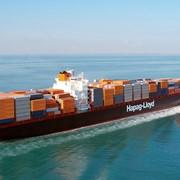Перевозка грузов водным транспортом фото