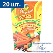 """Приправыч"" Лук и морковь 60 гр. х 20 шт. фото"