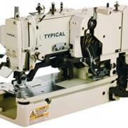 Промышленная швейная машина (петельная) (комплект) GT 670-01 Typical фото