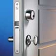 Замки механические для деревянных и металлических дверей LC202 фото