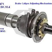 Ремкомплект суппорта (вал в сборе) для SN6000, SN7000 CKSK.10.4 - шестигранник TTT-auto — Турция фото