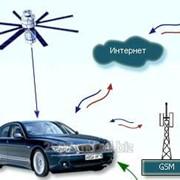 GPS охрана автомобилей фото
