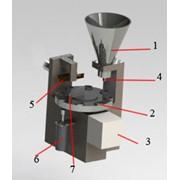 Полуавтоматическая установка для фасовки в тубы с запайкой – карусель фото