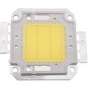 Мощный COB светодиод CJS30, 30W фото