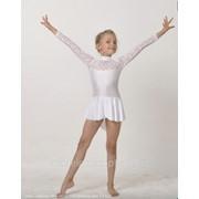 Трико гимнастическое, танцевальное Т1108 фото