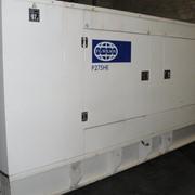 Электростанция дизельная фото