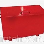 Ящик для песка напольный 0,1м.куб (400х700х400) фото