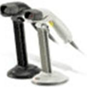 Ручной лазерный сканер штрих-кода Zebex Z-3051HS с подставкой фото
