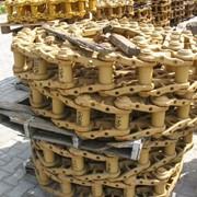 Гусеницы ролики , цепь, направляющие колеса для бульдозера KOMATSU фото