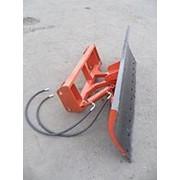 Отвал г/поворотный на раму погрузчика ПМГ-320М.40 фото