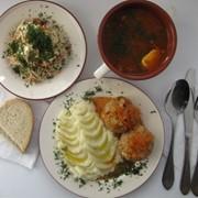 Доставка обедов в офис, на дом. фото