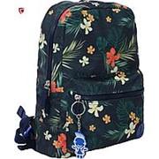 Рюкзак 'Молодежный Mini' цветы фото