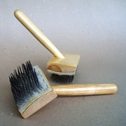 G11 – щетка деревянная для «Кавказца» фото