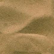 Песок для бетона. фото