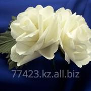 Цветы искусственные в розницу в Алматы фото