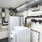 Техническое обслуживание системы теплоснабжения и отопления, круглосуточный контроль работы системы отопления фото