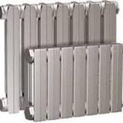 Чугунные радиаторы 7-и секционные МС-140 2 фото