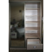 ZG-mebli изготавливает шкафы-купе на заказ фото