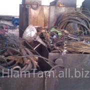 Скупка на металлолом старых металосодержащих конструкций фото