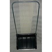 Скрепер 600*480 пластиковый с П-образной мет. ручкой фото