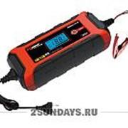 Зарядное устройство 6-12V 4А RDrive StartEasy C4A-DC для свинцово-кислотных AGM и гелевых батарей фото