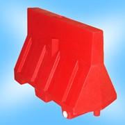 Блок дорожный разделительный БДР-1,2 фото