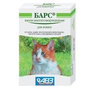 Капли от блох и клещей БАРС – для кошек,1 пипетка 300 тенге фото
