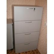Шкаф для документов для подвесных файлов фото