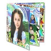 """Фото книга для детишек садовского возраста """"Квадрат"""" фото"""