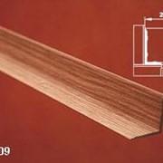 Уголок накладка на ступени арт ДПУ 009 длина 1350 мм фото