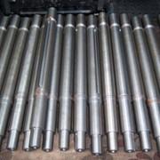 Вал на вибратор 100.02.421 на БЦС-25, БЦС-50, БЦС-100 фото