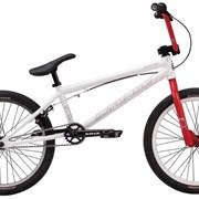 """Велосипеды Intense Clutch 20"""" BMX бело-красный фото"""