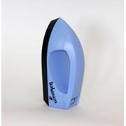 Italsteam - утюг отпариватель для одежды (голубой) фото