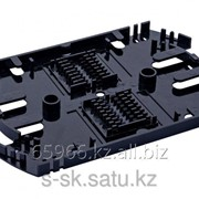 Сплайс-кассета пластиковая КУ-01 без крышки фото